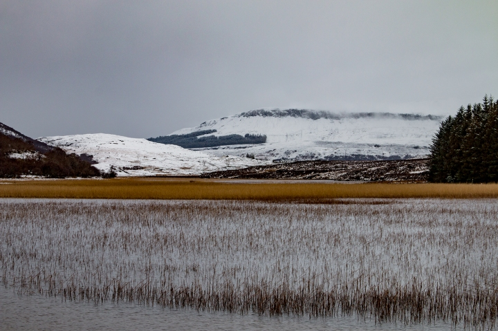 Skye - Loch Cill Chriosd