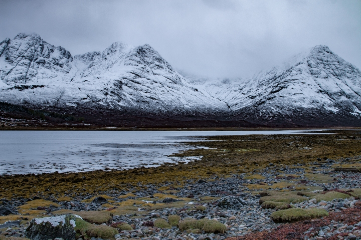 Skye - Loch Slapin