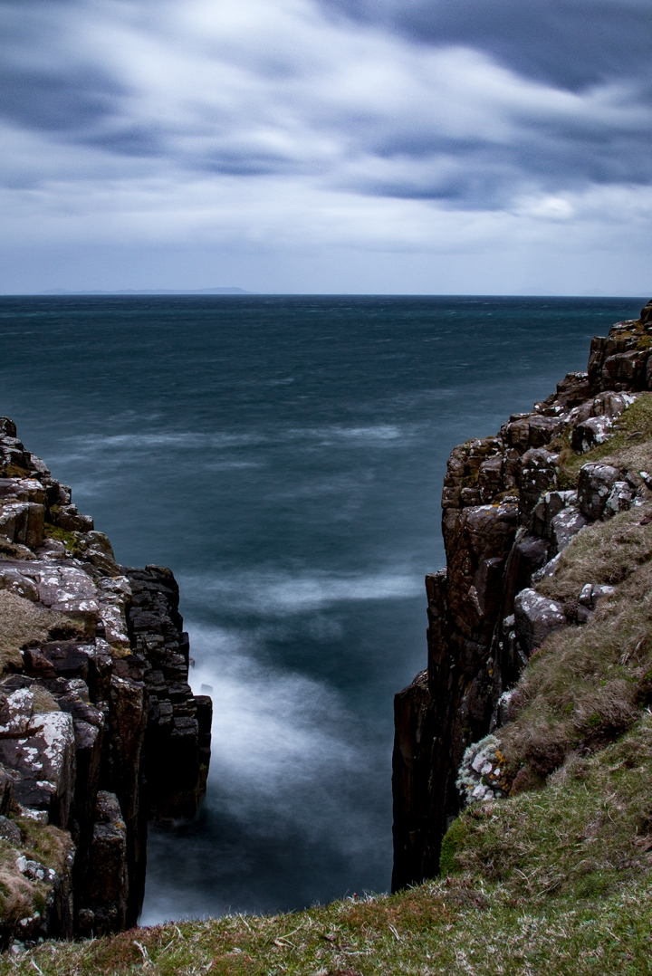 Skye - Neist Point - Gully