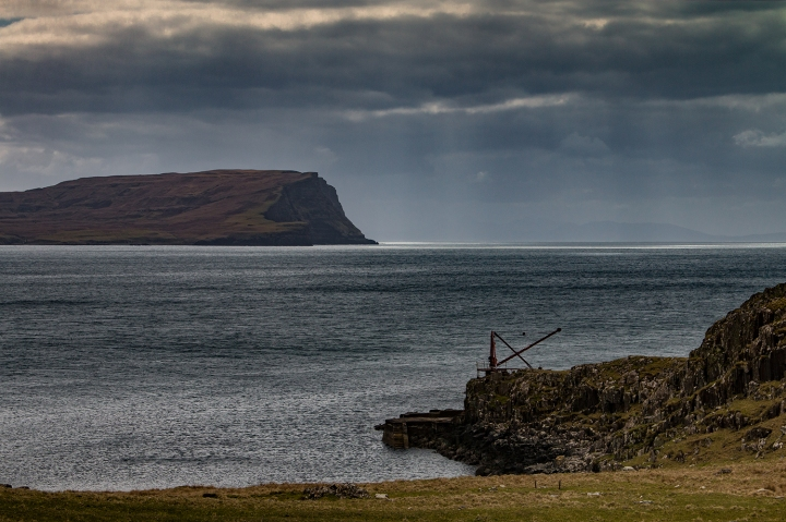 Skye - Neist Point - Winch