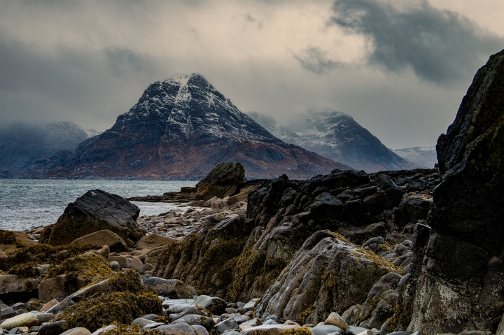 Skye - The Cuillins From Elgol
