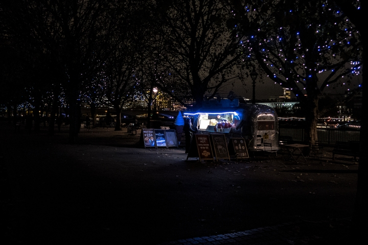 South Bank - Donut Stall