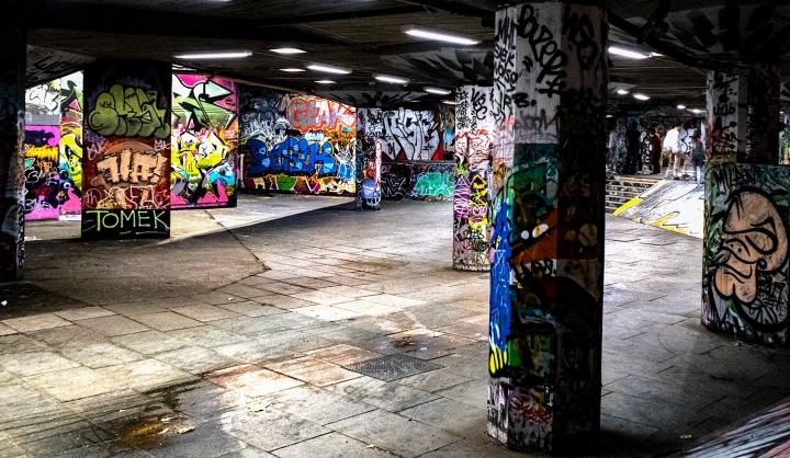 South Bank - Skate Park